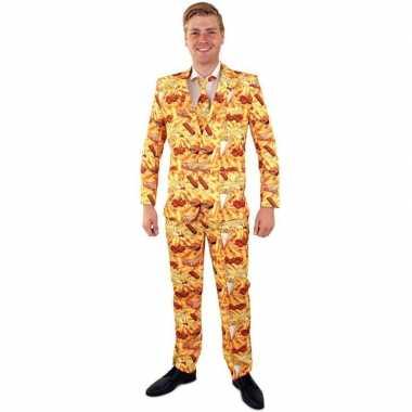 Snackbar thema heren kostuum