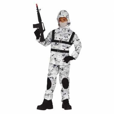 Soldaat special forces verkleed kostuum kinderen