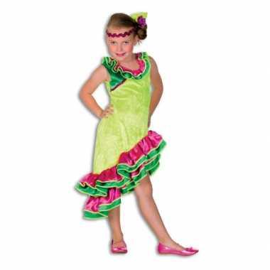 Spaans kinderen verkleed kostuum