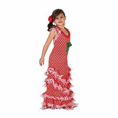 Spaans kostuum kinderen