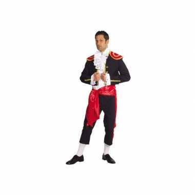 Spaanse matador heren kostuum