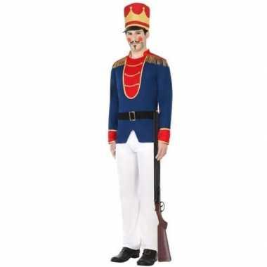 Speelgoed soldaat verkleed kostuum heren
