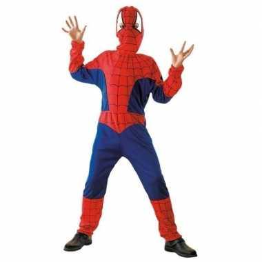 Spinnenhelden kostuum