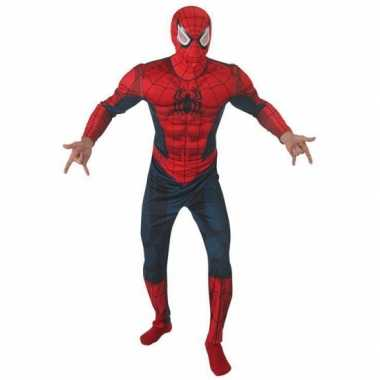 Stripfiguren kostuums Spiderman