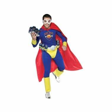 Super beer man kostuum
