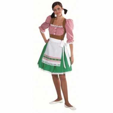 Tiroler kostuum dames