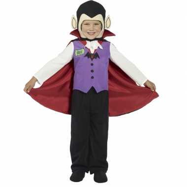 Vampier kostuum kinderen