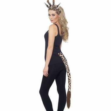 Verkleedkostuum giraf