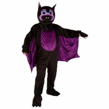Vleermuis kostuum groot masker