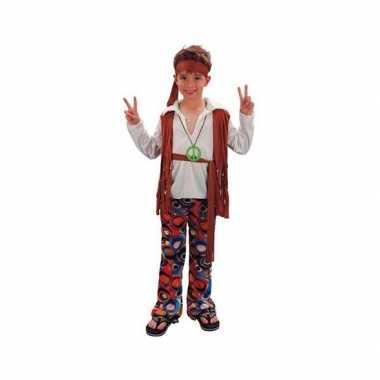 Voordelig hippie kostuum kinderen