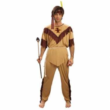 Voordelig indianen kostuum heren