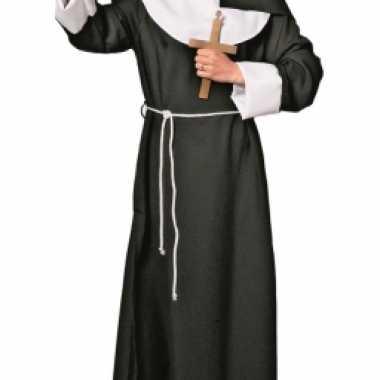 Voordelig nonnen kostuum dames