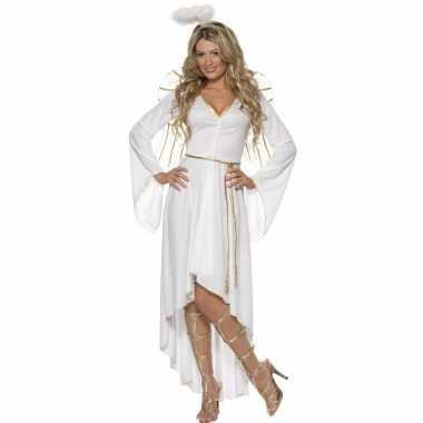 Wit engelen kostuum dames