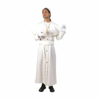Wit paus kostuum solideo