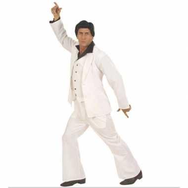 Witte verkleed kostuum heren