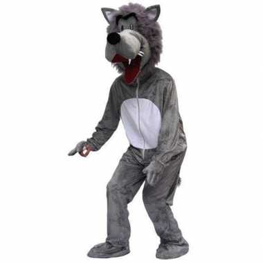 Wolven kostuum