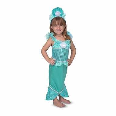 Zeemeermin kostuum kinderen