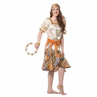 Zigeunerin kostuum volwassenen