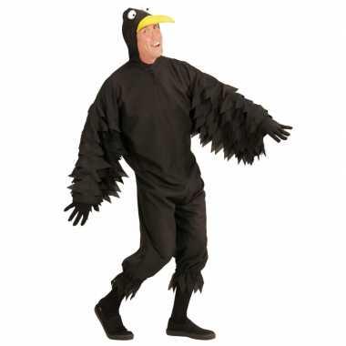 Zwarte kraai kostuum volwassenen