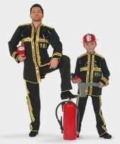 Brandweer kostuum kinderen 10023280