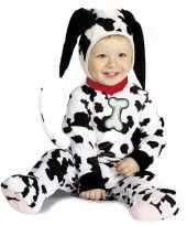 Dalmatiers kostuum baby s