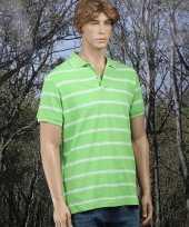 Golf polo lime