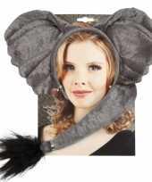 Olifant verkleed kostuumje